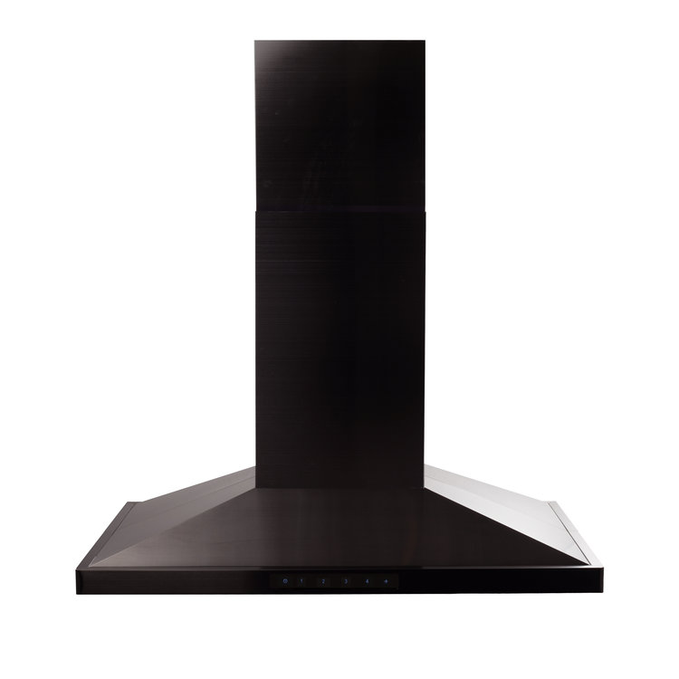 Black Stainless Island BSGL2iN